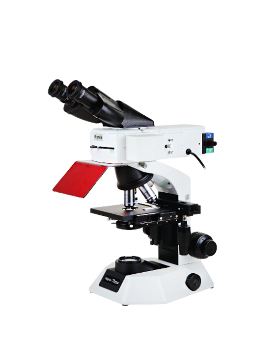 Reflected LED Fluoroscence Microscope